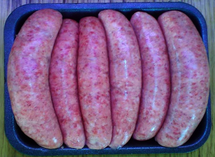 Original Pork Sausages (2.5 kg)