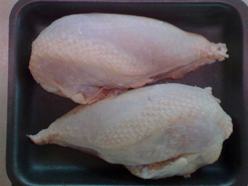 Barn Reared Chicken Supremes (2 x 225g breasts per pack)