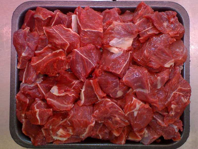 Diced Lamb (400g packs)