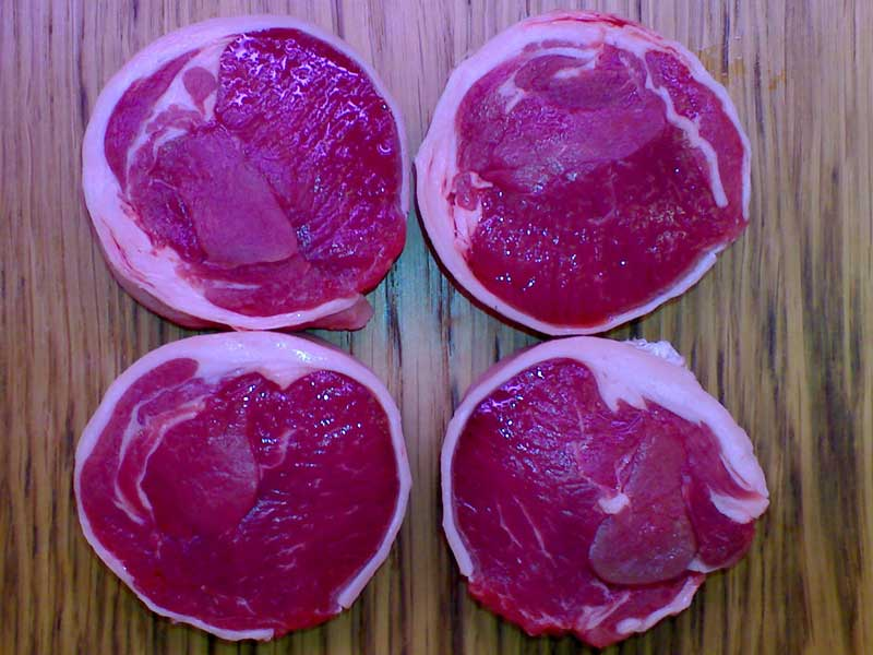 Lamb Noisettes (400g packs)