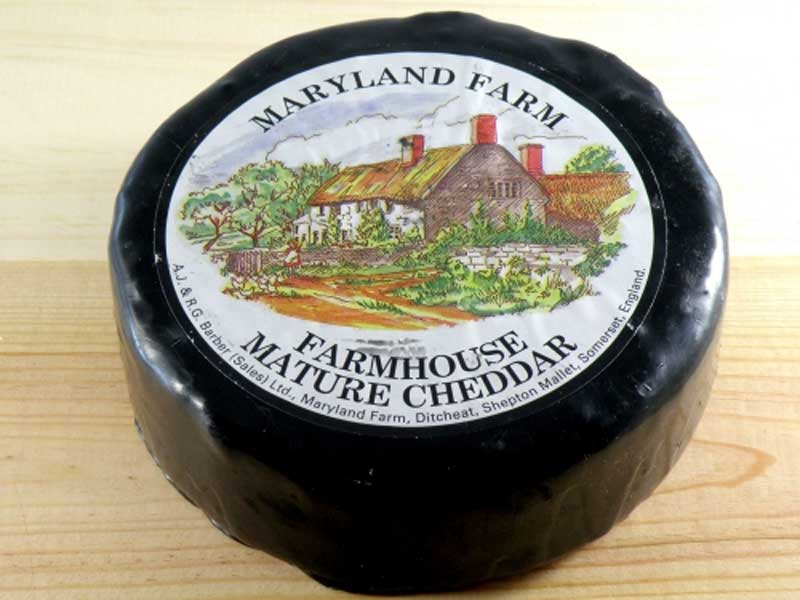 Maryland Mature Cheddar 250g