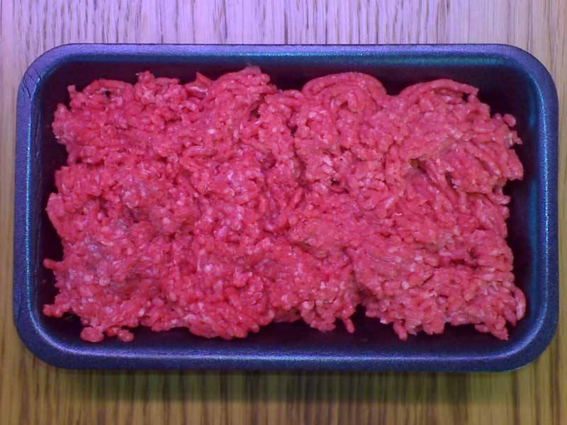 Best Minced Beef Steak ( 2 x 2.5kg packs)