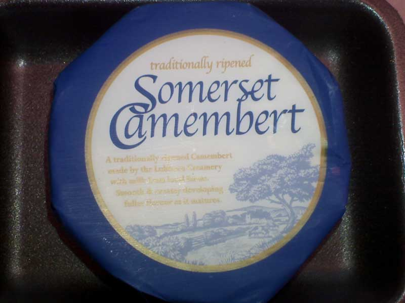 Somerset Camembert 220g