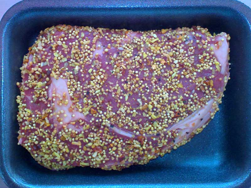 Peppered Beef Steak 200g approx
