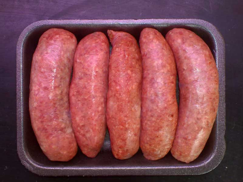 Best Beef Sausages (340g packs)